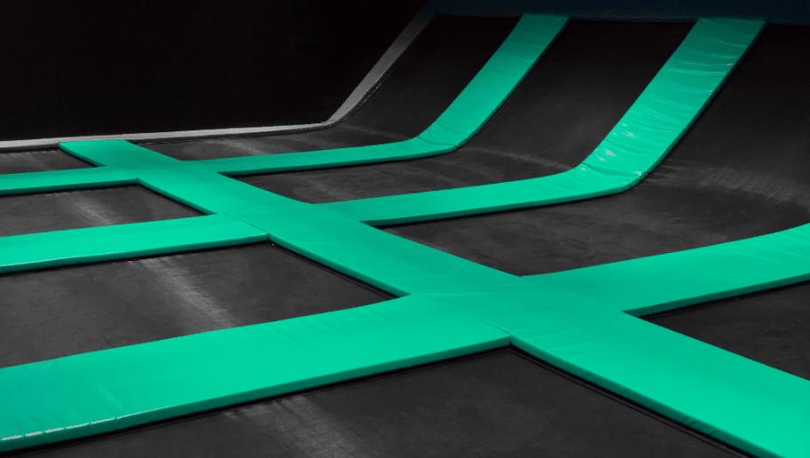 trampoline vert